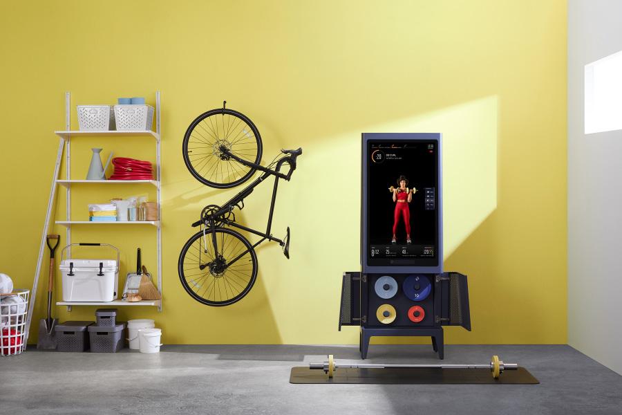 Tempo - An AI-powered home gym